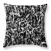Intoxicated Throw Pillow
