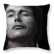Intravenous Throw Pillow