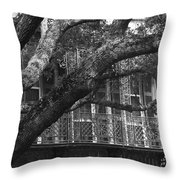 Intricate Design Throw Pillow