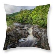 Invermoriston - Scotland Throw Pillow