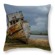 Inverness Marrooned Throw Pillow