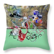 Invest In Imagination Throw Pillow