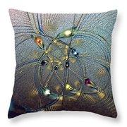 Inviolate Relativism Throw Pillow