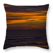 Invisible Presence Throw Pillow