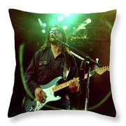 Inxs-94-kirk-1219 Throw Pillow