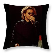 Inxs-94-michael-1235 Throw Pillow