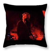 Inxs-94-michael-1270 Throw Pillow