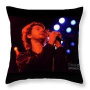 Inxs-94-michael-1274 Throw Pillow