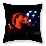 Inxs-94-michael-1275 Throw Pillow