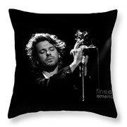 Inxs-94-michael-1339 Throw Pillow