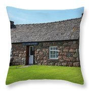 Iona Gallery And Pottery Throw Pillow