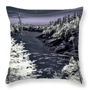 iR Scene no. 13 Throw Pillow
