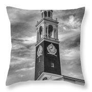 Ira Allen Chapel Throw Pillow