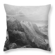 Ireland: Killiney Hill Throw Pillow