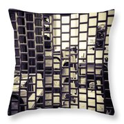 Ireland The Room Throw Pillow