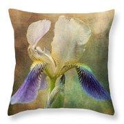 Iris Composite Throw Pillow