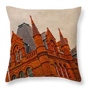 Irish Heritage 3 Throw Pillow