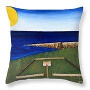Irish Landscape 19 Throw Pillow