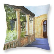 Irish Romance Throw Pillow