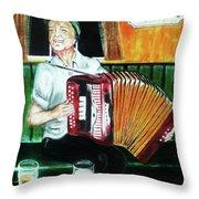 Irish Tradition Throw Pillow