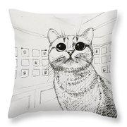 Irma Throw Pillow