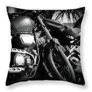 Iron Horse, No. 1 Throw Pillow