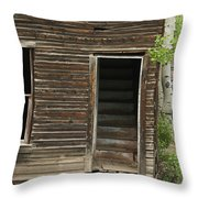 Ironton House  Throw Pillow