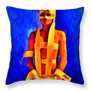 Is Fantastic 2 - Da Throw Pillow
