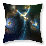 Is It Any Wonder Throw Pillow