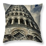 Is It Oblique? Throw Pillow