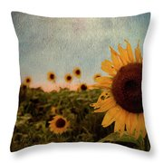 Is It Really Over? Throw Pillow