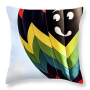 Is That A Rocket In Your Pocket Throw Pillow