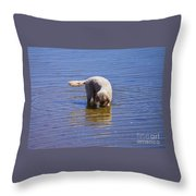 Is That Me ? Throw Pillow
