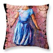 Isadora Duncan - 2 Throw Pillow