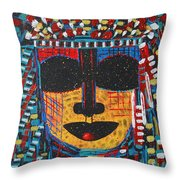 Isatoria Throw Pillow