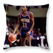 Isiah Thomas Throw Pillow
