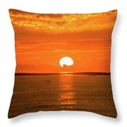 Island Of The Sun Throw Pillow