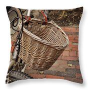 Island Transportation 008 Throw Pillow