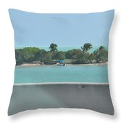 Islands Islands Islands  Throw Pillow