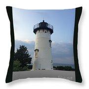 Island's Light Throw Pillow