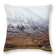 Isle Of Skye Throw Pillow