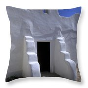 Isleta Throw Pillow
