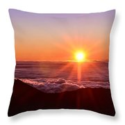 Isn't She Lovely... Throw Pillow