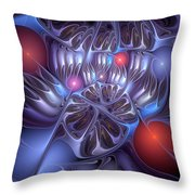 Isolation Of Dogmatic Acceptance Throw Pillow