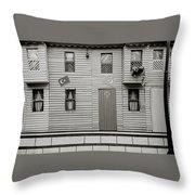 Istanbul House Throw Pillow