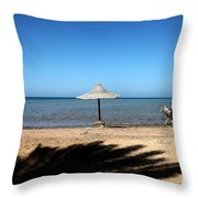 It Is A Daily Event Throw Pillow