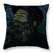 It Is A Whole Other World Up There Throw Pillow