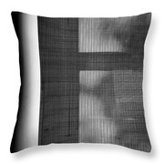 It Is As It Was Throw Pillow