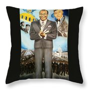 It Takes A Nation Throw Pillow