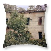It Was A Mill Throw Pillow